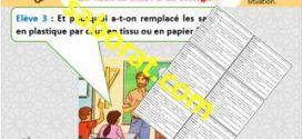 Présentation de la situation de communication unité 3 page 60 6aep