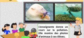 Présentation de la situation de communication unité 3  page 76 6aep  mes apprentissages en fr